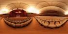 ВДНХ Концертный зал, отель, гостиница Космос, панорама 360